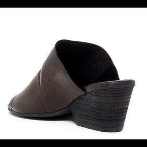 Eileen Fisher Shoes - Eileen Fisher Juju- WS black washed leather shoes